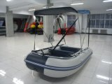 Canopy를 가진 차양 Inflatable Fishing Boat