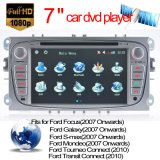 Car Audio para Ford Transit Connect (2010) Auto DVD Player com DVB-T