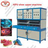 製造業者の低価格の機械を作る自動Kpuの靴カバー
