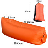 OEMの工場速く膨脹可能な空気Loungerのスリープの状態であるキャンプの不精な袋