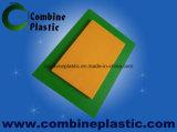 Plastik-Belüftung-Materialien für Küche-/Badezimmer-Schrank-Alternative für Holz