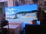 Visualización de LED al aire libre a todo color de la publicidad de media de la venta caliente (P8 p6)