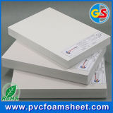 Van pvc van het Schuim van de Raad van de Fabrikanten van pvc de Marmeren Plastic pvc Kaart van het Blad