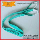 imbracatura piana 3t X2m della tessitura del poliestere 3t (lunghezza può essere personalizzata)