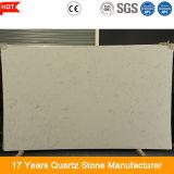 brame en pierre Engineeed de quartz Polished 20mm épais de 3.2m*1.6m grande pour la décoration de Chambre