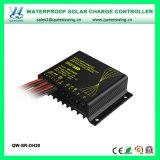 12V 5A PWM impermeabilizan el regulador solar de la carga de la luz de calle con el programa piloto del LED (QW-SR-DH20)