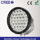 Nueva 9inch 24V 225W del CREE LED de la luz del camino de conducción