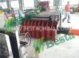Strang gesponnener Bambus steigt Maschine, trocknende Maschine ein