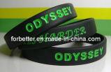 Wristband del silicone di Debossed