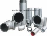 Tubo rivestito di plastica del tubo del acciaio al carbonio