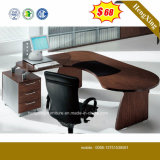 Mesa de escritório / chefe de mesa / Móveis de Madeira (HX-NT3289)