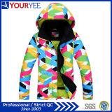 2016 курток Snowboard зимы курток лыжи теплых женщин способа (YSJ112)