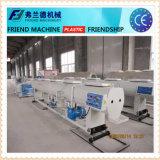 Linha expulsando quente da tubulação dobro do PVC da venda (PVC (16-63))