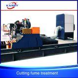 Machine de découpage de commande numérique par ordinateur de plasma de la plaque Kr-Pl en acier