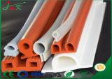Perfil de la protuberancia del caucho de silicón del PVC para el omnibus