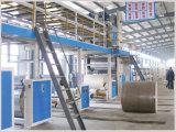 Cadena de producción de la cartulina y máquina acanaladas del cartón