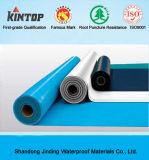 Membrane étanche en PVC pour toit exposé