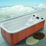 Monalisa Outdoor Drop-in Acrylic Swim SPA