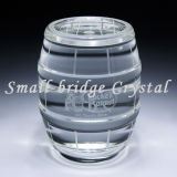 Modelo cristalino de la botella de cerveza (MX4006)