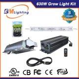 Crescer reator eletrônico de duas extremidades dos jogos 630watt Dimmable da iluminação
