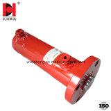 Передний цилиндр гидровлического масла фланца для машинного оборудования инженерства