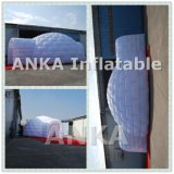 خارجيّة بيضاء قابل للنفخ كبيرة خيمة فسطاط لأنّ حادث