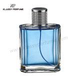 botella de perfume de la alta calidad de la decoración 100ml para el varón