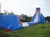 Amusement Park를 위한 거대한 Inflatable Bouncy Slide