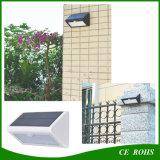 スマートな38LED極度の明るい庭ランプマルチセンサーのモードの防水太陽LEDの屋外の壁ライト
