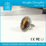 Monili classici eleganti dell'argento sterlina dell'anello 925 di modo
