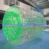 水泳Entertainment/PVC透過膨脹可能な水球のための膨脹可能な水球