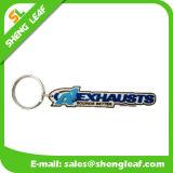 供給カスタムゴム製柔らかいPVC Keychain (SLF-KC097)