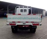 Camion de faible puissance de cargaison du moteur Je493zlq3a de Sinotruk Cdw 4X2 102HP