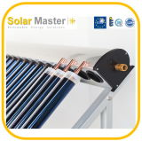 2016 nuovo Design Heat Pipe Solar Water Heater con En12976