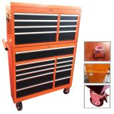 Wheelsの鋼鉄Movable Powder Coated Tool Cabinet