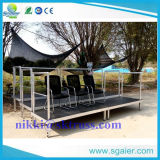 Модульное Audience Seating Audience Riser с Aluminum Alloy и Plywood Material