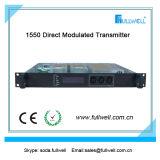 FTTH MultiOutput 1550nm van de Haven 2X9dB de Externe Optische Zender van de Modulatie