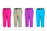 女性の方法衣服のための夏の屋外の通気性の偶然のズボン