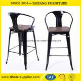 Цена по прейскуранту завода-изготовителя стула мебели высоко заднего стула стулов штанги металла установленная самомоднейшая