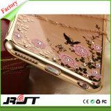 Geheimnis-Garten-Muster galvanisieren TPU Telefon-Kasten für iPhone 6s