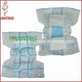 La couche-culotte bon marché de bébé des prix de vente chaude en Chine fabrique (le PEP)