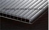Le panneau ondulé de feuille/cannelure de la qualité pp/a ridé le constructeur en plastique de panneau