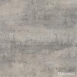 사기그릇 회색 시멘트 시골풍 지면 도기 타일 (600X600mm)