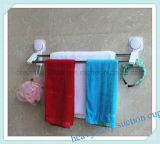 浴室の一定の頑丈な吸引のコップのタオル掛けの棚
