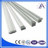 Perfil de extrusão de alumínio para quadro de LED
