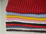 De nieuwe Vrouwen van de Winter van de Aankomst vormen de Veelkleurige Eenvoudige Stevige Kleur Gebreide Warme Kleine Sjaals van de Kraag