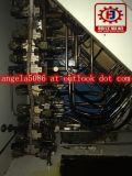 Verwendete automatische 9-Pincer Öldruck-Zehe-dauerhafte Maschine