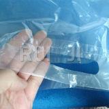 Saco macio plástico do punho da selagem lateral automática que faz a máquina (RFQH)