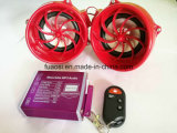Impermeable de la decoración de la motocicleta Push Button MP3 con 3,5 pulgadas de altavoces