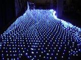Verbundene Wasserfall-Licht-Dekoration-Hochzeit des Vorhang-LED